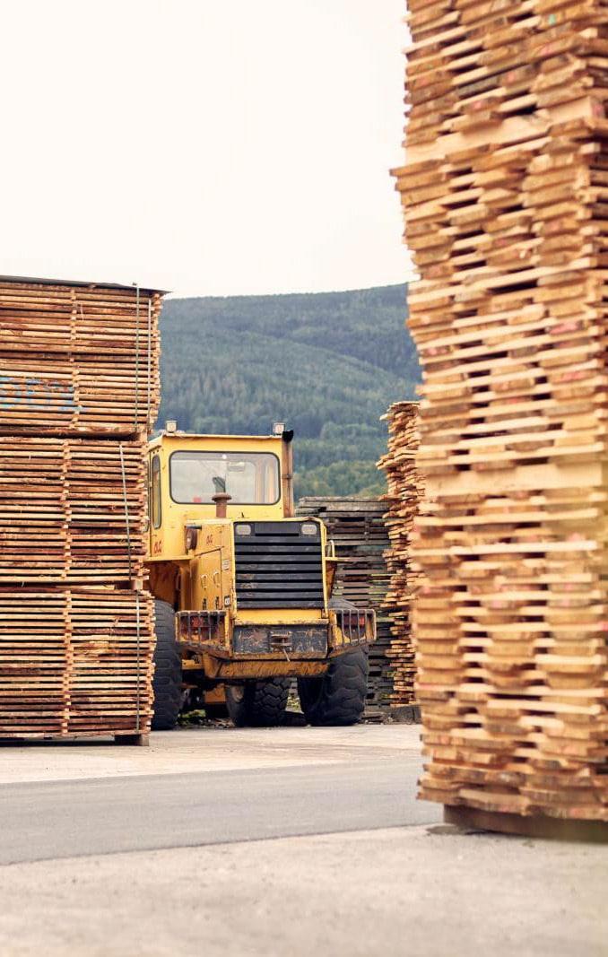 Bauernhofer Holz - Schnittholz
